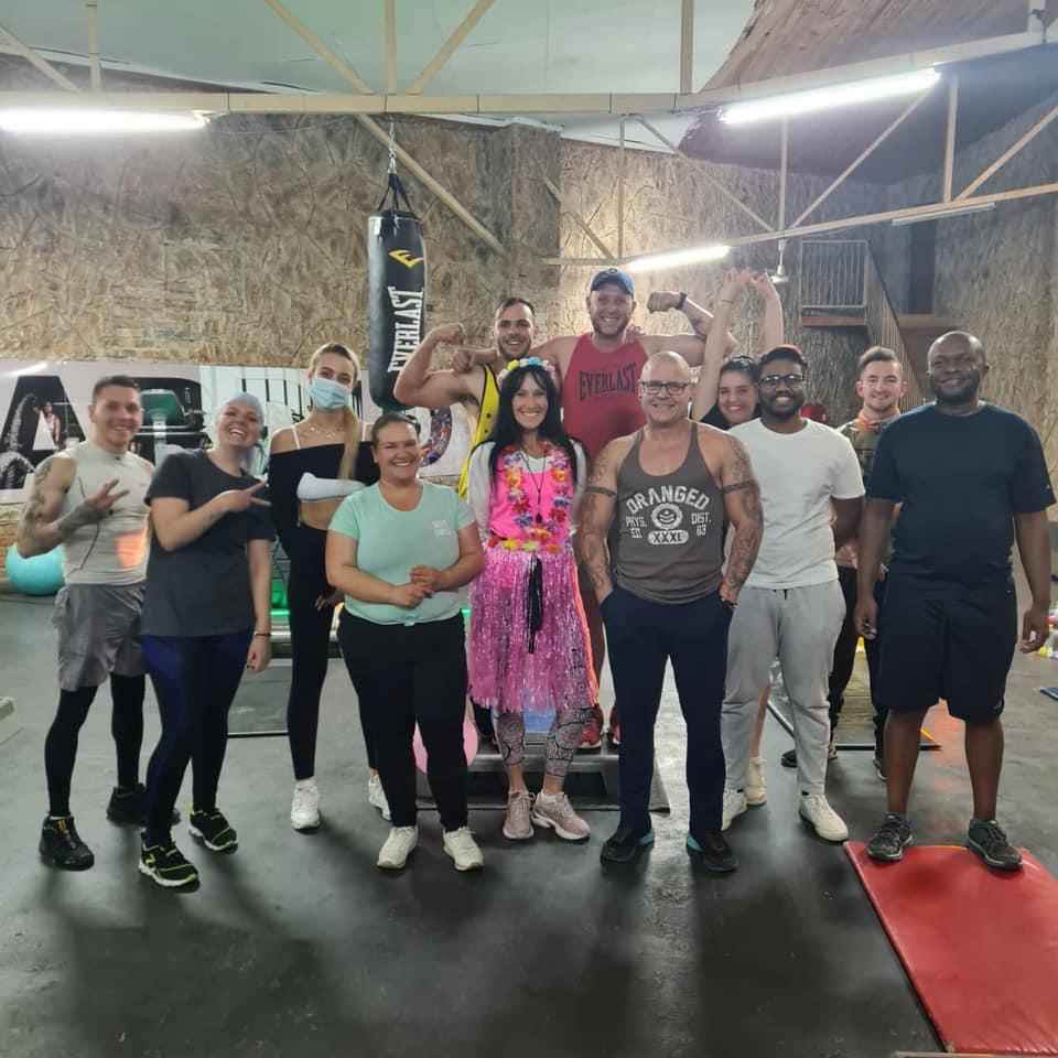 Health World Fitness Gym